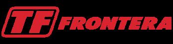 logotipo transportes frontera