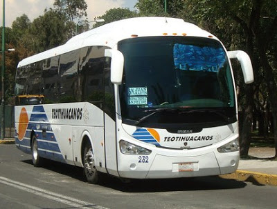 Autobuses Teotihuacán Boletos