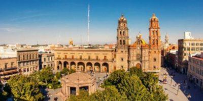 San Luis Protosí a México Ciudad